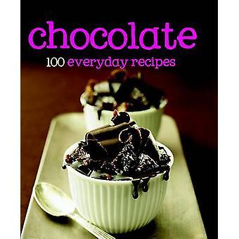100 Recipes Chocolate - 9781445442846 Book