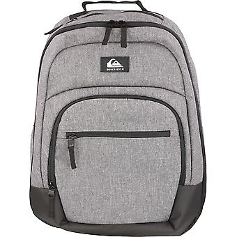 Quiksilver Unisex Schoolie Cooler II Backpack - Light Gray Heather