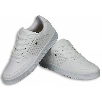 Shoes - Sneaker Low - States Full White