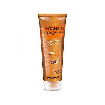 Tannymaxx Brown Fruity Intansity For Face And Body Deep Tanning Lotion - 125ml