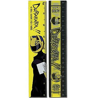 Stationery - Durarara!! - Celty Lenticular (Pack of 5) Toys Anime Ruler ge70030
