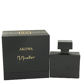 M. Micallef Akowa Eau de parfum 100ml spray