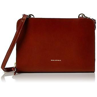 Royal RepubliQ Galax Eve - Donna Braun Bucket Bags (Cognac) 3.5x14x20 cm (B x H T)