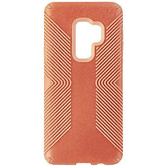 Speck Presidio Grip Glitter Series Hybrid Hard Case for Galaxy S9+ (Plus) - Pink