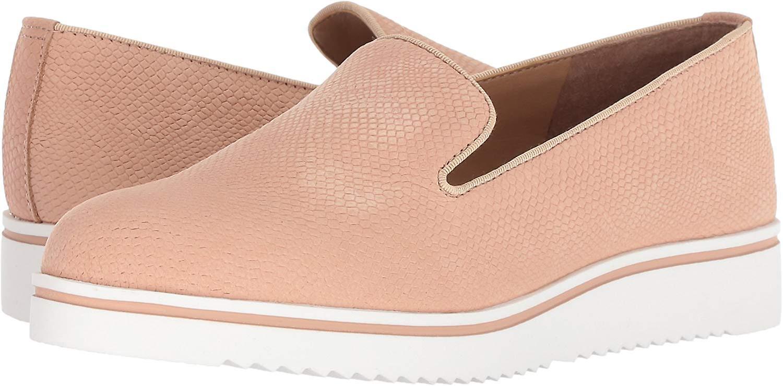 Franco Sarto Womens Fabrina Leather Pointed Toe Loafers Jf4NP