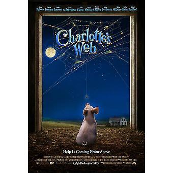 Charlotte ' s Web originele Movie Poster-dubbelzijdig vooruit