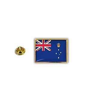 Pine PineS PIN rinta nappi PIN-apos; s metalli epoksi lippu Australia Victoria