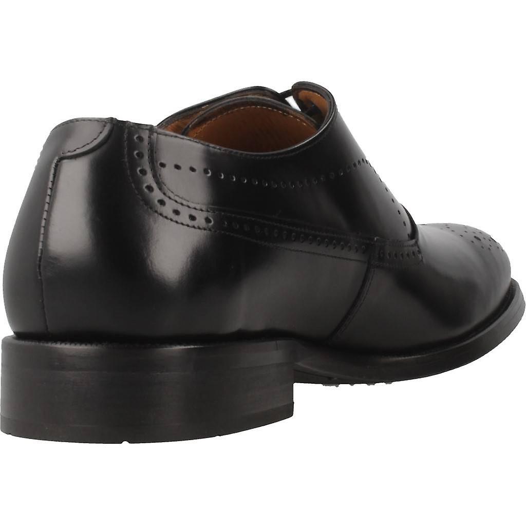 Angel Infants Chaussures de robe 11092a Couleur Noir