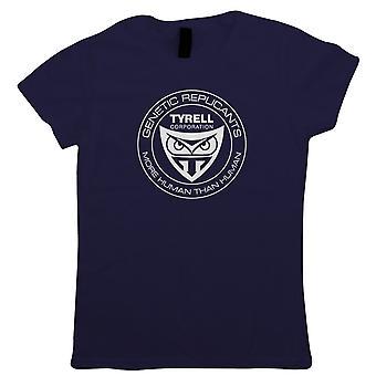 Tyrell Corp Blade Runner, Womens T-Shirt - Sci-Fi TV & Film Geschenk Ihre Mutter