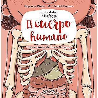 El Cuerpo Humano by Sagrario Pinto - 9788469833629 Book