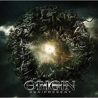 Origin - Omnipresent [CD] USA import