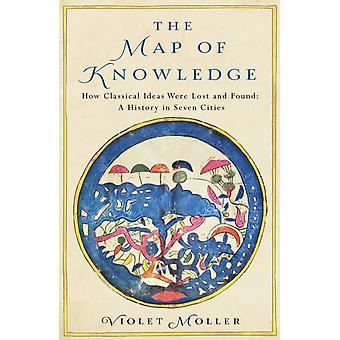 Carte des connaissances par Violet Moller