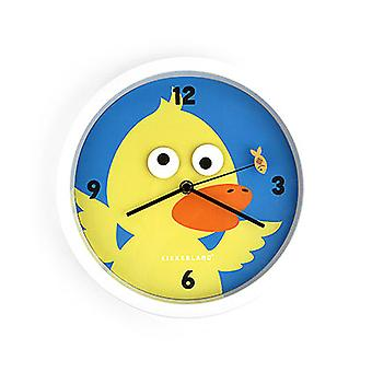 Googly Duck Wall Clock - Draaiende Eyes
