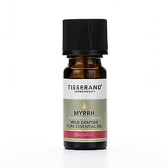 Tisserand Aromatherapy Myrrh Wild Crafted Pure Essential Oil 9ml