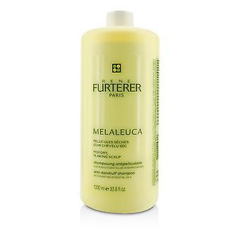 Rene Furterer Melaleuca anti-hilse rituaali anti-hilse shampoo (kuiva, hilseily päänahan) 1000ml/33,8 oz