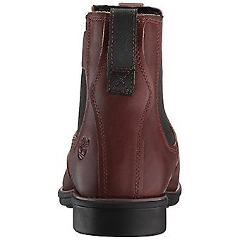 Timberland Mens TB0A1MYO931 Leather Closed Toe Ankle Fashion Boots