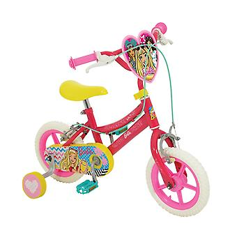 Barbie My First 12 Inch Bike Pink MV Sports Ages 3 Years+
