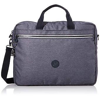 Kipling KERRIS Messenger bag 40 cm 15 liters Black (Charcoal)