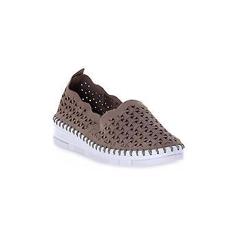 Grunland taupe vivy shoes