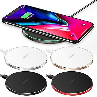 Wireless charger compatible qi-enabled phones