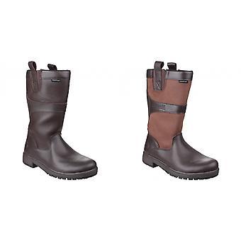 Cotswold naisten/naisten Ascot vedenpitävä vedä Wellington Boots