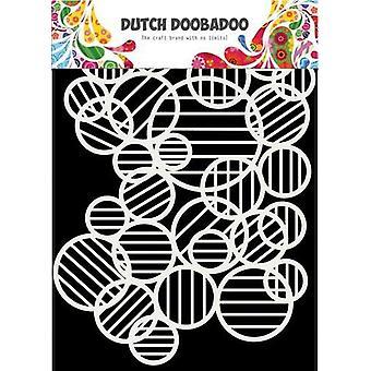 Dutch Doobadoo Dutch Mask Art Circle lines A5 470.715.132