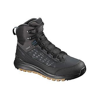 サロモンカイポミッドGtx 404733ユニバーサル冬の男性靴