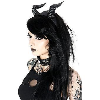 Restyle-Beleth sarvet-Gothic Head Band