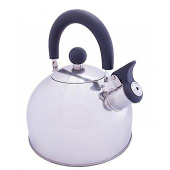 Vango 2.0L Stainless Kettle With Folding Handle