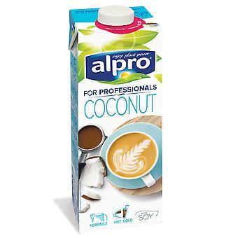 Alpro Coconut Milk Alternative for Professionals Cartons