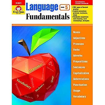 Language Fundamentals: Common Core Edition, Grade 5