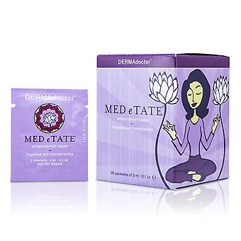 Med e tate antiperspirant wipes 174822 30 packettes