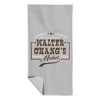 Tremors Walter Changs Market Beach Towel