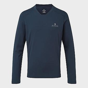 Ny Hi-Gear Boys' Balance Baselayer Langærmet T-shirt Navy
