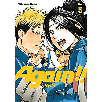 Again!! 5 by Mitsurou Kubo - 9781632366498 Book