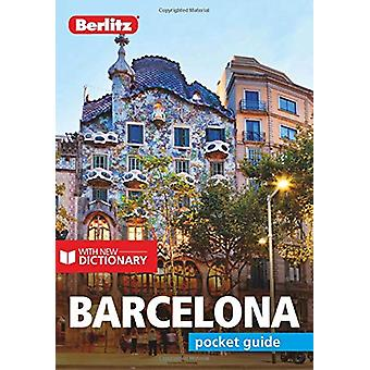 Berlitz Pocket Guide Barcelona (Travel Guide with Dictionary) - 97817