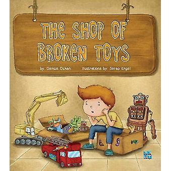 The Shop of Broken Toys by Gamze Ozkan - 9789927129384 Book