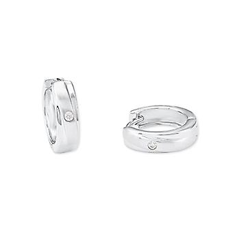 Amor Donna 925_Sterling_Silber Silver Round White Zirconia Cubic 2012667