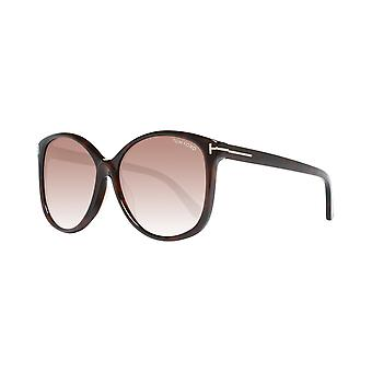 Tom Ford Ladies Gafas de Sol FT9275 52F 59 - Marrón