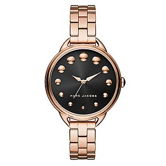 Marc Jacobs MJ3495 Betty Black Dial Ladies Watch