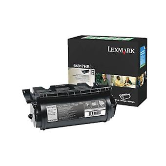 Lexmark Black Toner Yield 21000 Pages