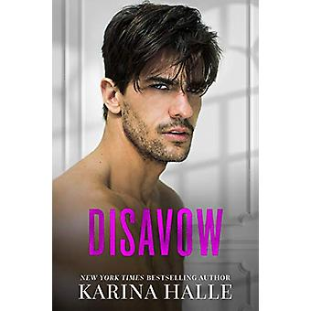 Disavow by Karina Halle - 9781542010245 Book