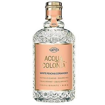 4711 - Acqua Colonia White Peach en Coriander 170ml - Eau De Cologne - 170ML