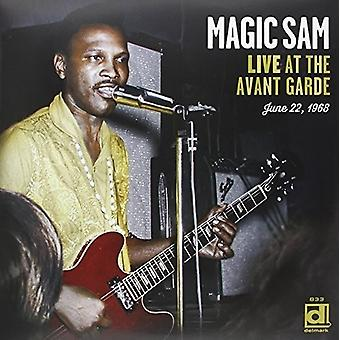 Magic Sam - Live at the Avant Garde [Vinyl] USA import