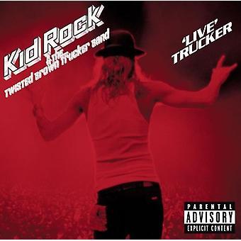 Kid Rock - Live Trucker [CD] USA importerer