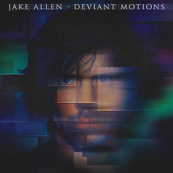 Jake Allen - Deviant Motions [CD] USA import