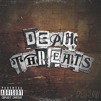 Dephlow & Phoniks - Deph Threats [Vinyl] USA import