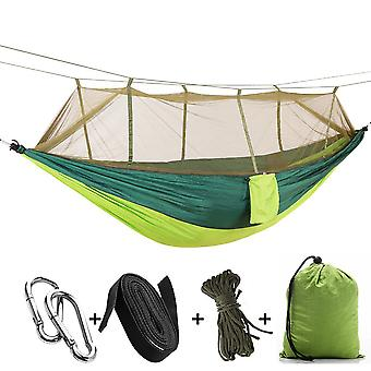 Homemiyn Lightweight Outdoor Mosquito Net Hammock