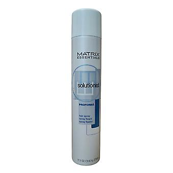Matrix Essentials Solutionist Performa Hair Spray 11 OZ