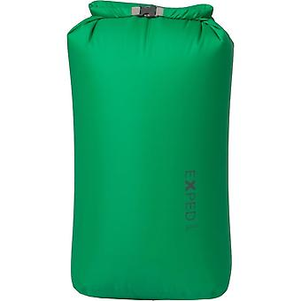 Exped Fold Drybag BS 22L Emerald (X-Large)